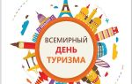 Картинки «Всемирный день туризма»