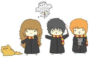 Картинки для срисовки Гарри Поттер