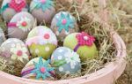 Красивые картинки пасхальных яиц