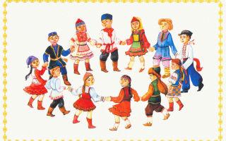 Картинки народы России