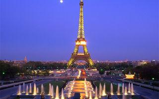 Красивые картинки Парижа