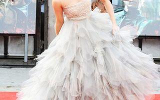 Шикарные платья Эммы Уотсон