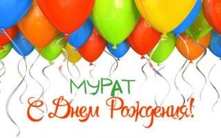Смешные картинки поздравления С Днем Рождения Мурат