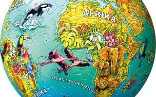 Картинки глобуса Земли для детей