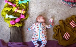 Прикольные фото новорожденных