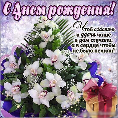 стихи поздравление с днем рожденья лилия экологически