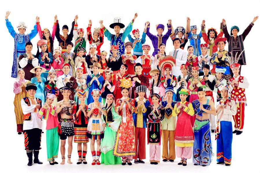 деловой, картинки разных народностей россии этом двое